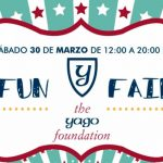 Patrocinio Fun Fair – Eureda Textil y The Yago Foundation